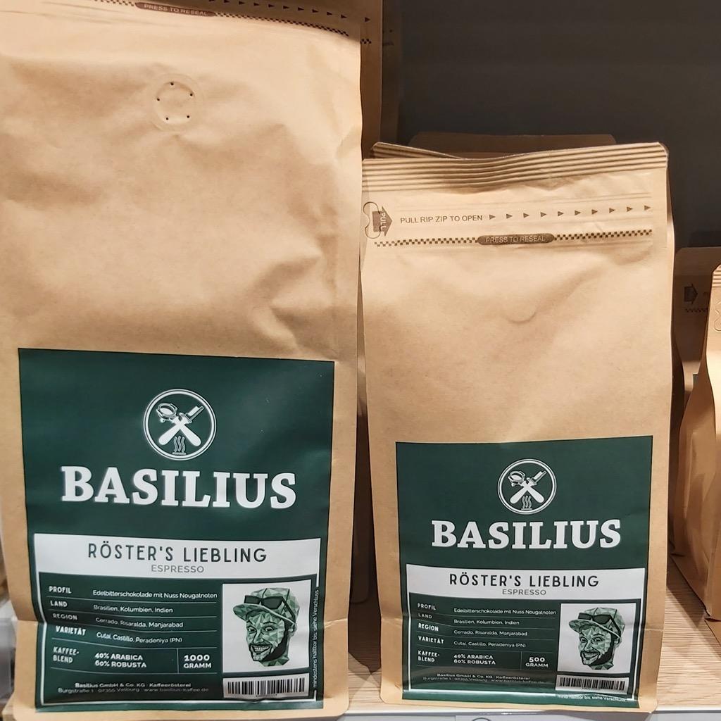 Basilius Kaffee