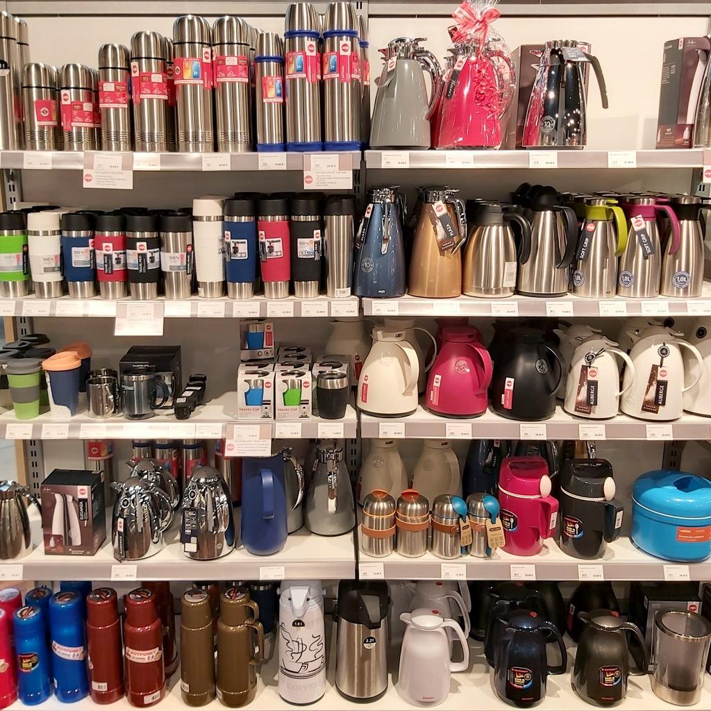 Kaffeebecher Kaffeekanne Teekanne